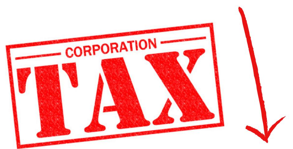 reduce corporation tax