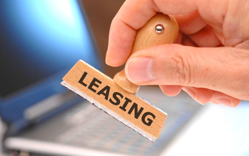 Asset leasing