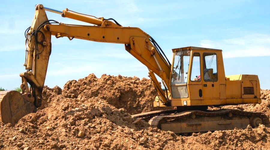 Plant machinery owned under finance